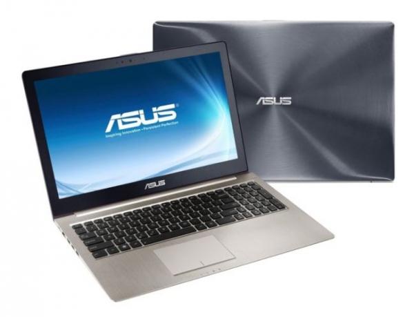 Ультрабуки Asus Zenbook UX51VZ-DB114H с дисплеями высокого разрешения