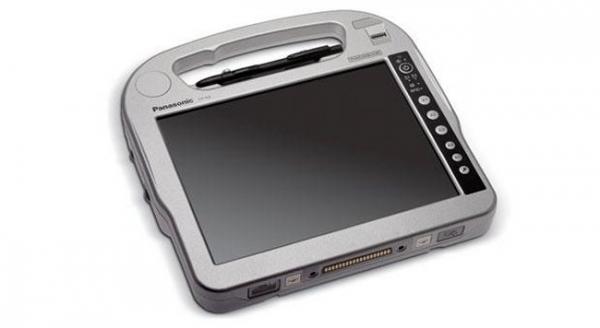 Обновленный прочный планшет Panasonic Toughbook H2