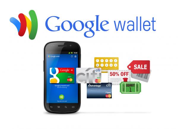 Google Wallet позволит «прикреплять» деньги к письмам в Gmail