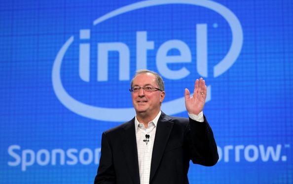 Отеллини уходит с поста CEO Intel