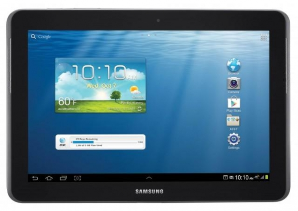 Samsung Galaxy Tab 3 (10.1) на процессоре Intel?