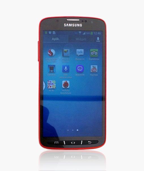 В сеть утекли снимки «армированного» Galaxy S4