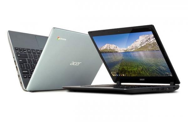 Хромбук Acer C7 Chromebook поступит в продажу за 199 $