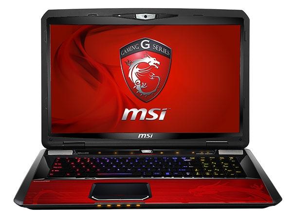 Первые топовые игровые ноутбуки MSI на Haswell
