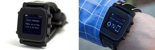 AGENT– «умные» часы с беспроводной зарядкой