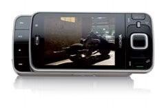 Nokia N96 – универсальный медиафон
