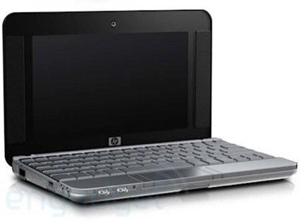 HP 2133 – первый UMPC от Hewlett Packard