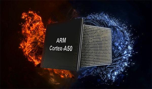 LG лицензирует у ARM ядро Cortex-A50 и новый GPU Mali