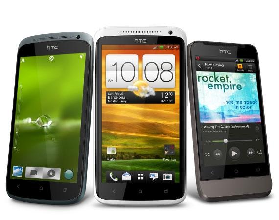В Сеть утек список смартфонов HTC, подлежащих обновлению до Android 4.3