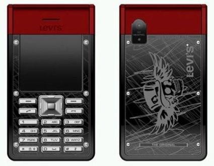 Red Tab – телефон для любителей джинсов Levi's