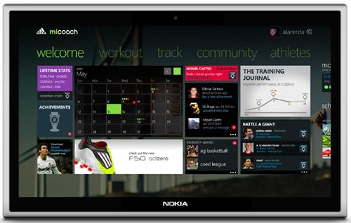 Nokia готовит к выпуску планшет и камерафон