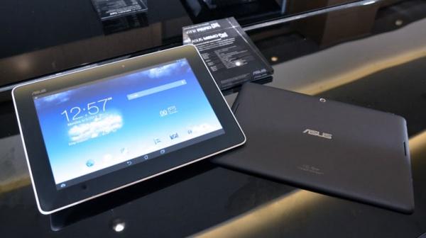 ASUS анонсирует планшет MeMo Pad FHD 10 с двухъядерником от Intel