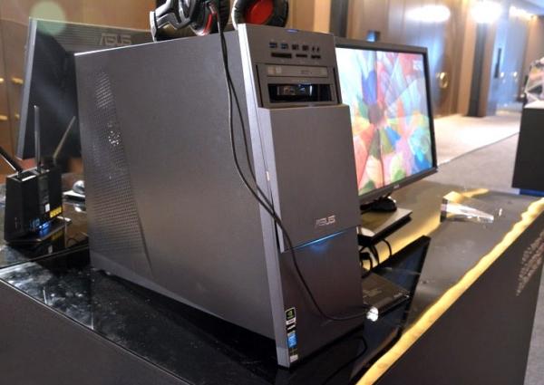 ASUS G10 – настольный компьютер со встроенной UPS'кой