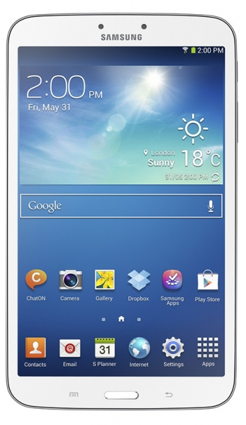Samsung представила новое семейство планшетов — GALAXY Tab 3