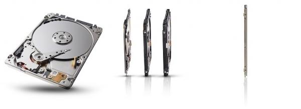 Seagate запускает ультра-тонкие 5 мм винчестеры