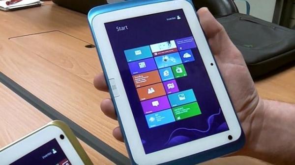 Lyon — 7-дюймовый референс-планшет с Windows 8