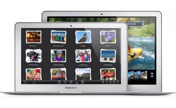 Спецификации ультрабуков Apple MacBook Air 2013