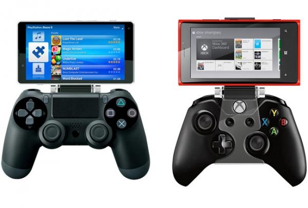 Nyko Smart Clip позволит присоединить смартфон к контроллеру Xbox/PlayStation