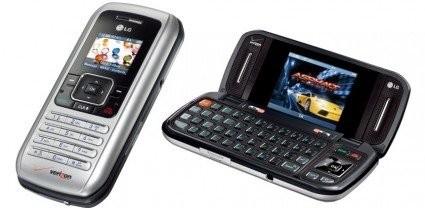 Новая серия телефонов LG
