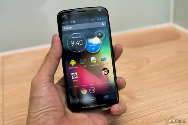 Cпецификации смартфона Motorola Moto X (слухи)
