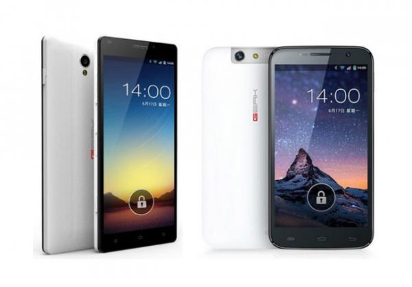 Android-смартфоны GEAK Eye и Mars
