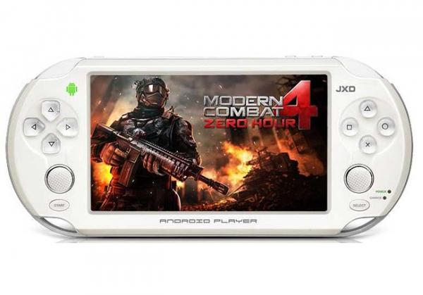 JXD S5110b – портативная игровая консоль с ОС Android