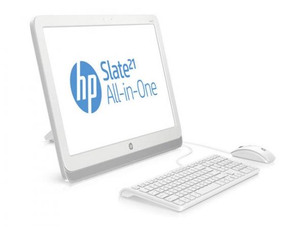 HP Slate 21 — Android-десктоп