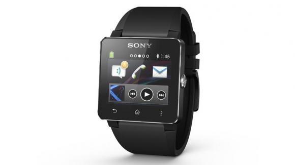 Sony представила свои «умные часы»