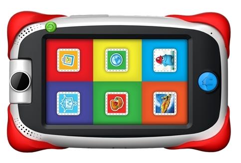 Nabi Jr — детский планшет на базе Tegra 3