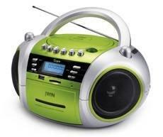 jWIN's JXCD573 – бумбокс, сочетающий старые и новые технологии