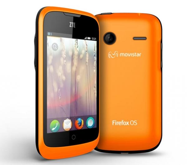 Стартовали продажи первых смартфонов с ОС Firefox