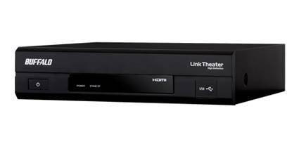 LT-H90LAN – новый стационарный цифровой медиаплеер от Buffalo