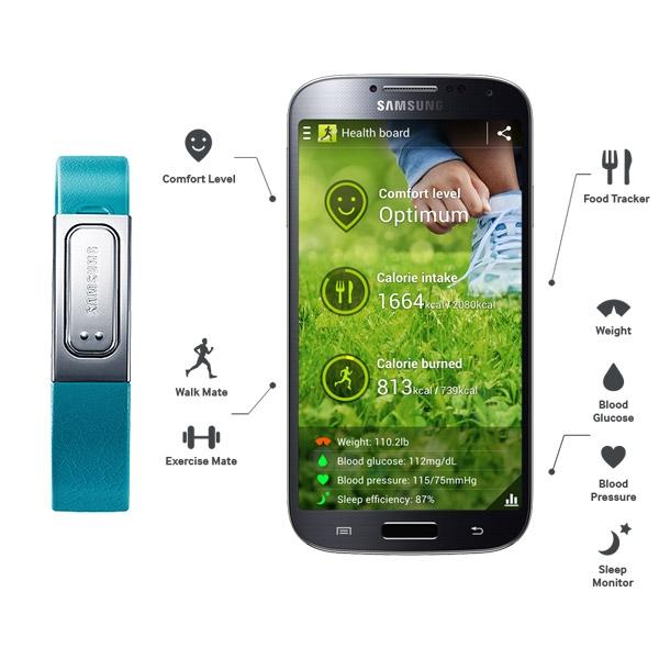 «Умные» аксессуары для Galaxy S4 появились в продаже