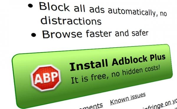 Google приплачивает AdBlock Plus за обход рекламы Google Ads?