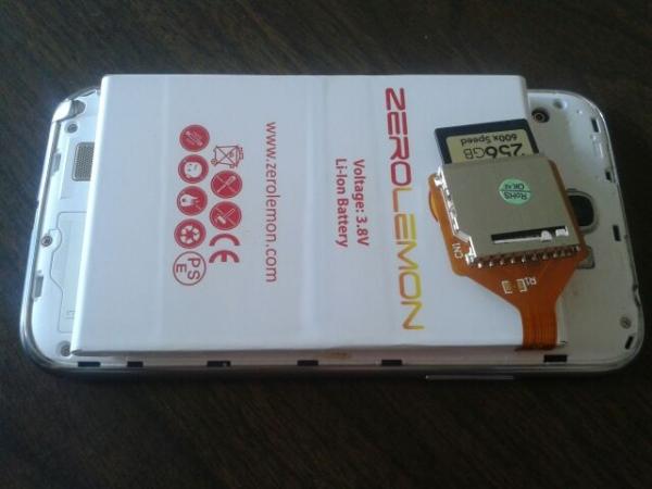 Как получить на Galaxy Note II 288 ГБ памяти и супер-емкую батарею?