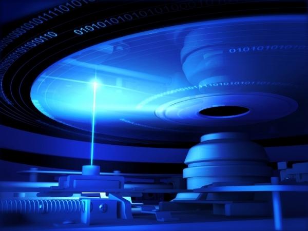 Новая техника позволит записать петабайт данных на лазерный диск