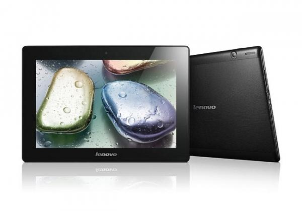 Android-планшет Lenovo IdeaTab S6000 вышел в продажу