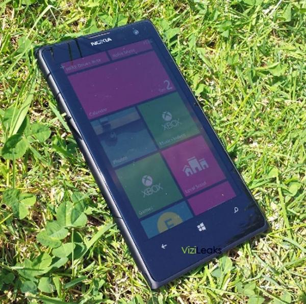 Характеристики и фото Nokia Lumia 1020 появились в сети