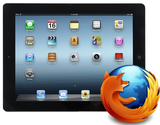 Mozilla готовит свой браузер на Webkit для iPad