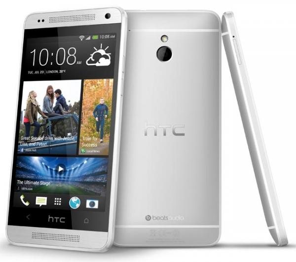 Официальный анонс HTC One Mini