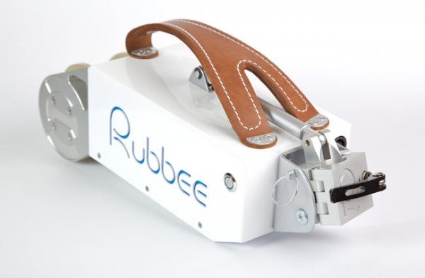 Rubbee — электродвигатель для велосипедов