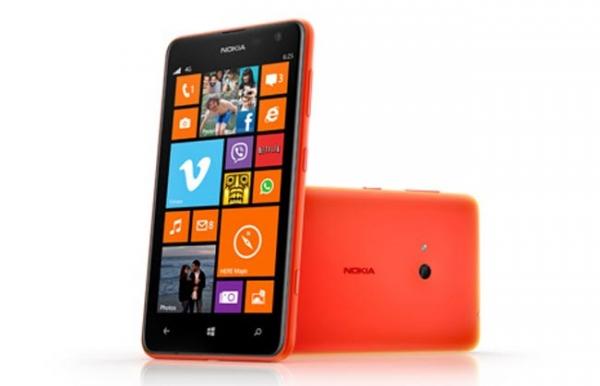 Официальный анонс Nokia Lumia 625