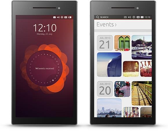 Поклонники Ubuntu за пять часов собрали миллион на суперфон Edge