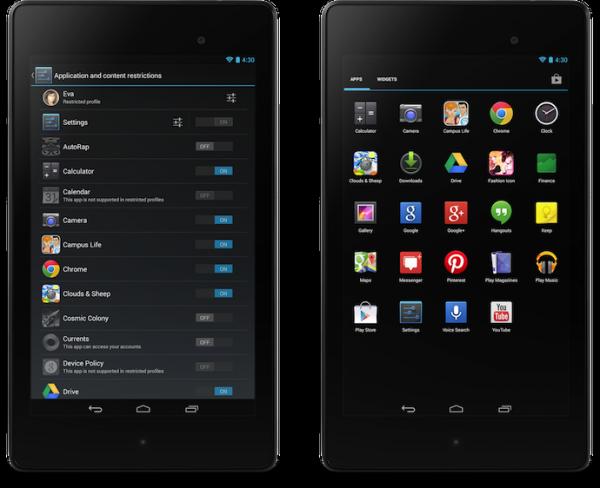 Официальный анонс Android 4.3