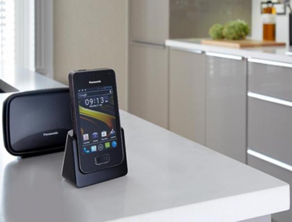 Panasonic KX-PRX120 — стационарный телефон с ОС Android