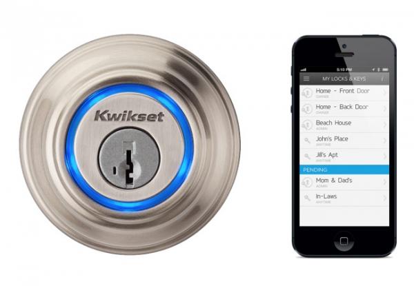 Kevo Lock — замок, управляемый с помощью iPhone