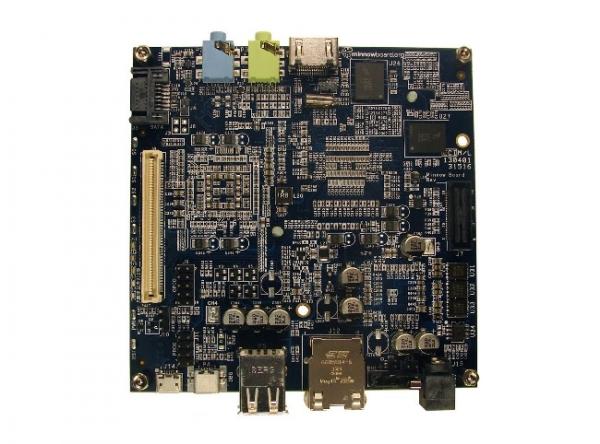 Intel Minnowboard — материнская плата для миниатюрных систем