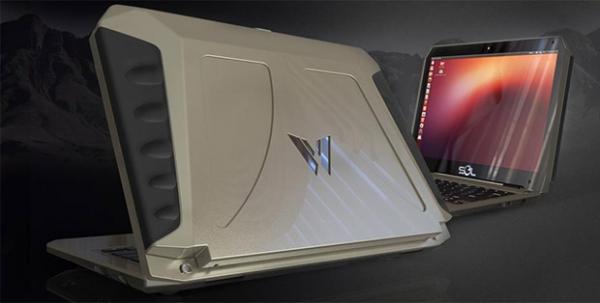 Sol — Ubuntu-ноутбук на солнечных батареях