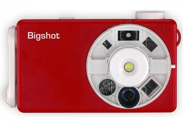 Bigshot — фотокамера-конструктор
