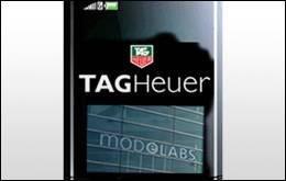 Tag Heuer выходит на рынок мобильных телефонов